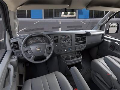 2021 Chevrolet Express 2500 4x2, Adrian Steel Upfitted Cargo Van #CM66505 - photo 12