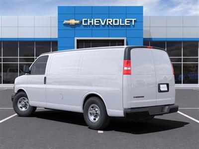2021 Chevrolet Express 2500 4x2, Adrian Steel Upfitted Cargo Van #CM66505 - photo 4