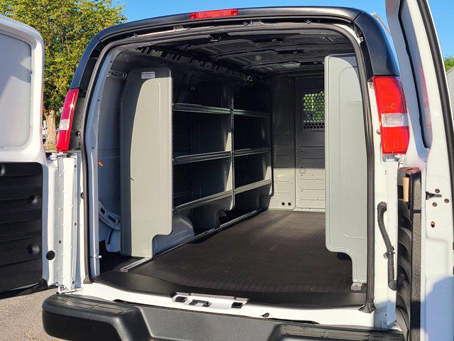 2021 Chevrolet Express 2500 4x2, Adrian Steel Upfitted Cargo Van #CM66513 - photo 1