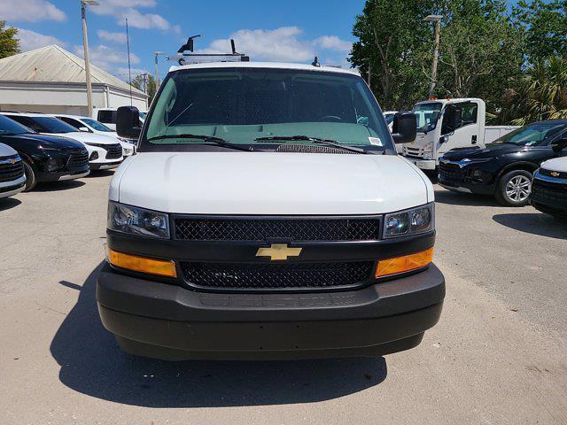 2021 Chevrolet Express 2500 4x2, Adrian Steel Upfitted Cargo Van #CM66568 - photo 1