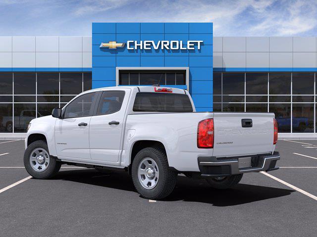 2021 Chevrolet Colorado Crew Cab 4x2, Pickup #CM69372 - photo 4