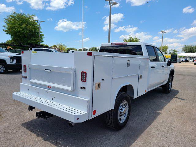 2021 Chevrolet Silverado 2500 Double Cab 4x2, Reading SL Service Body #CM71820 - photo 2