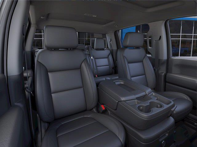 2021 Chevrolet Silverado 1500 Crew Cab 4x2, Pickup #CM71995 - photo 13