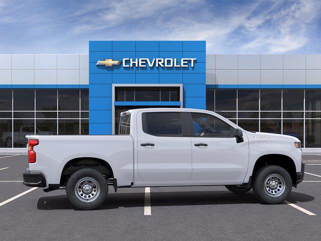 2021 Chevrolet Silverado 1500 Crew Cab 4x2, Pickup #CM71995 - photo 5