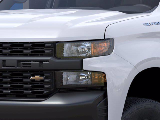 2021 Chevrolet Silverado 1500 Crew Cab 4x2, Pickup #CM71995 - photo 8