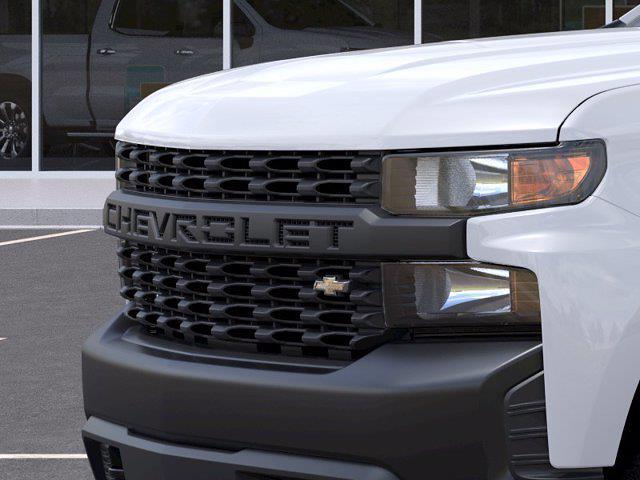 2021 Chevrolet Silverado 1500 Double Cab 4x4, Pickup #CM72206 - photo 11