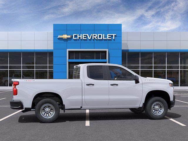 2021 Chevrolet Silverado 1500 Double Cab 4x4, Pickup #CM72206 - photo 5