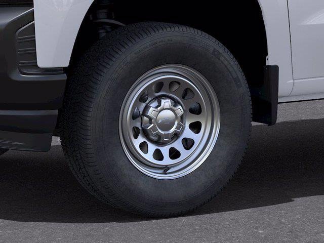 2021 Chevrolet Silverado 1500 Double Cab 4x4, Pickup #CM72206 - photo 7