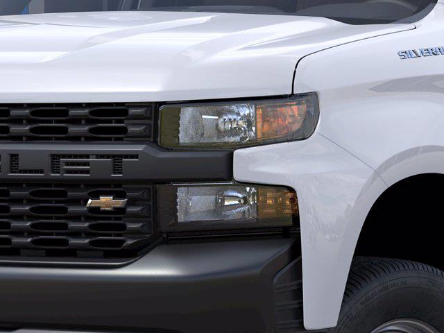 2021 Chevrolet Silverado 1500 Double Cab 4x4, Pickup #CM72206 - photo 8