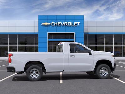 2021 Chevrolet Silverado 1500 Regular Cab 4x2, Pickup #CM88217 - photo 5