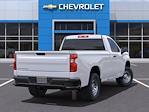 2021 Chevrolet Silverado 1500 Regular Cab 4x2, Pickup #CM88217 - photo 2