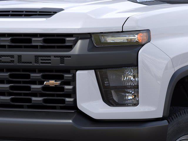 2021 Chevrolet Silverado 3500 Regular Cab 4x4, Pickup #CM88219 - photo 8