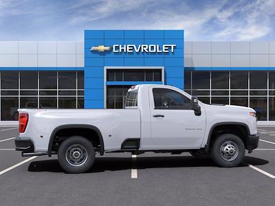 2021 Chevrolet Silverado 3500 Regular Cab 4x4, Pickup #CM88219 - photo 5