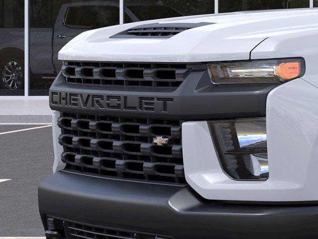 2021 Chevrolet Silverado 2500 Regular Cab 4x4, Pickup #CM89049 - photo 11
