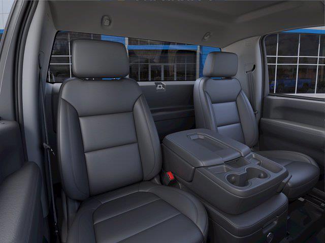 2021 Chevrolet Silverado 2500 Regular Cab 4x4, Pickup #CM89049 - photo 13