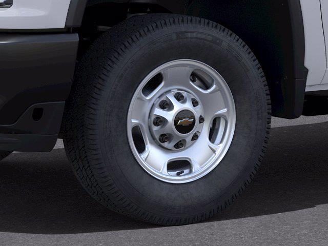 2021 Chevrolet Silverado 2500 Regular Cab 4x4, Pickup #CM89049 - photo 7
