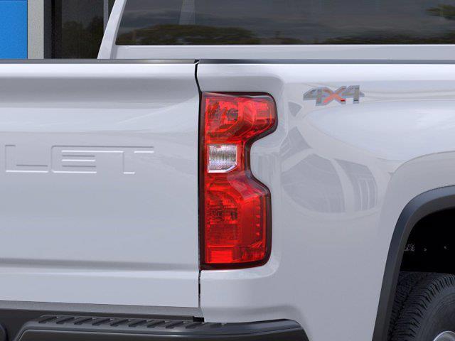 2021 Chevrolet Silverado 2500 Regular Cab 4x4, Pickup #CM89049 - photo 9