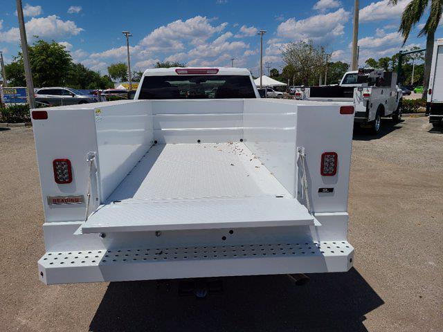 2021 Chevrolet Silverado 2500 Crew Cab 4x2, Reading Classic II Steel Service Body #CM93231 - photo 56