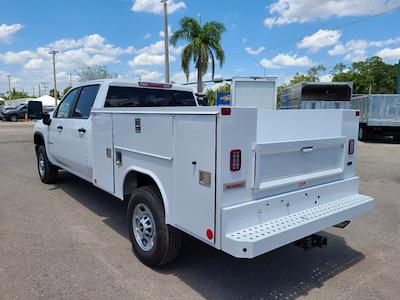 2021 Chevrolet Silverado 2500 Crew Cab 4x2, Reading Classic II Steel Service Body #CM93231 - photo 6