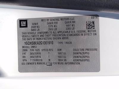 2016 Chevrolet Colorado Extended Cab 4x2, Pickup #CM93374A - photo 68