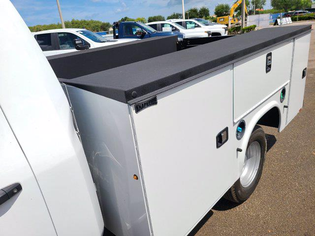2021 Silverado 3500 Regular Cab AWD,  Knapheide Steel Service Body #CM99155 - photo 42