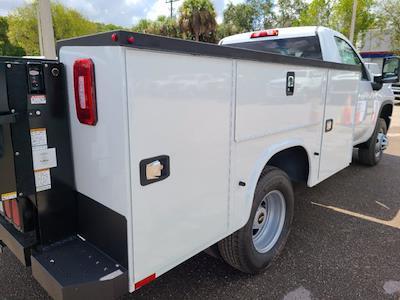 2021 Silverado 3500 Regular Cab AWD,  Knapheide Steel Service Body #CM99155 - photo 51