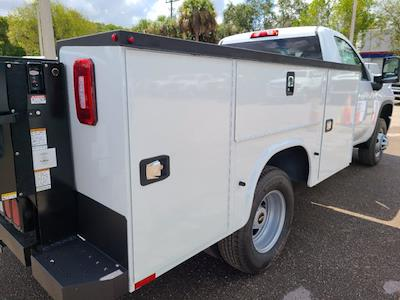 2021 Silverado 3500 Regular Cab AWD,  Knapheide Steel Service Body #CM99205 - photo 51