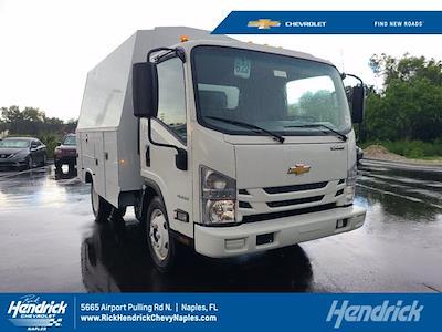 2020 LCF 4500 Regular Cab 4x2,  Knapheide KUVcc Service Body #DCL08136 - photo 1