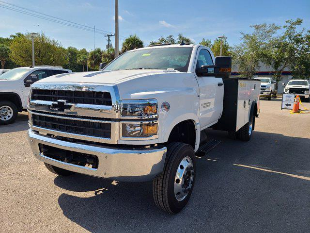 2020 Chevrolet Silverado 5500 Regular Cab DRW 4x4, Cab Chassis #DCL92724 - photo 4