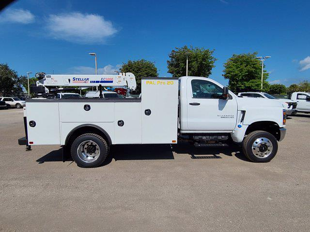 2020 Chevrolet Silverado 5500 Regular Cab DRW 4x4, Cab Chassis #DCL92724 - photo 8