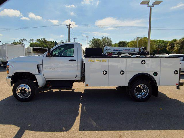 2020 Chevrolet Silverado 5500 Regular Cab DRW 4x4, Cab Chassis #DCL92724 - photo 9
