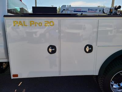 2020 Chevrolet Silverado 5500 Regular Cab DRW 4x4, Palfinger PAL Pro 20 Mechanics Body #DCL92724 - photo 37