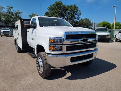 2020 Chevrolet Silverado 5500 Regular Cab DRW 4x4, Cab Chassis #DCL92724 - photo 3