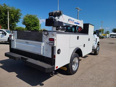 2020 Chevrolet Silverado 5500 Regular Cab DRW 4x4, Palfinger PAL Pro 20 Mechanics Body #DCL92724 - photo 2
