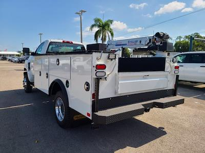2020 Chevrolet Silverado 5500 Regular Cab DRW 4x4, Cab Chassis #DCL92724 - photo 6