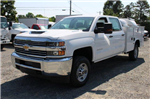 2018 Silverado 2500 Crew Cab 4x2,  Service Body #F107412 - photo 3