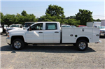 2018 Silverado 2500 Crew Cab 4x2,  Service Body #F107412 - photo 4