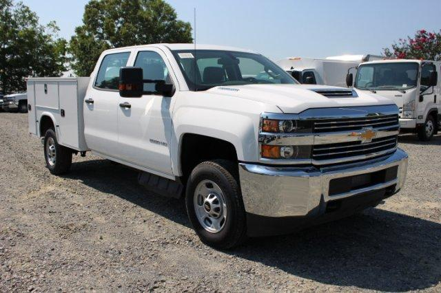 2018 Silverado 2500 Crew Cab 4x2,  Service Body #F130820 - photo 1