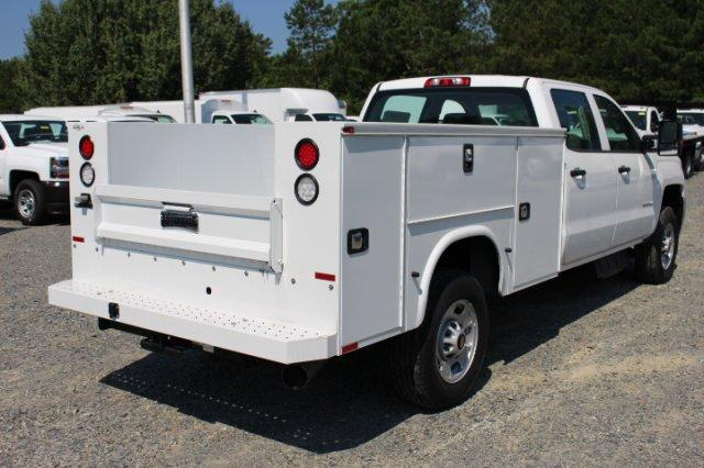 2018 Silverado 2500 Crew Cab 4x2,  Service Body #F130820 - photo 2