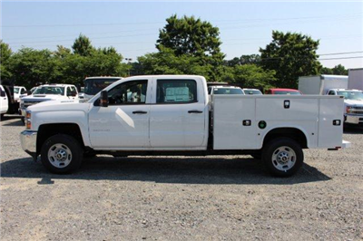 2018 Silverado 2500 Crew Cab 4x2,  Service Body #F130820 - photo 5