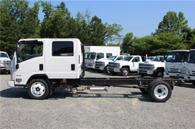 2017 LCF 4500 Crew Cab,  Cab Chassis #F805552 - photo 4