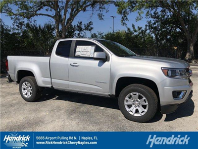 2018 Colorado Extended Cab,  Pickup #J1219179 - photo 1