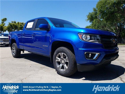 2018 Colorado Crew Cab 4x2,  Pickup #J1245469 - photo 1