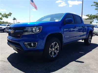 2018 Colorado Crew Cab 4x2,  Pickup #J1245469 - photo 7