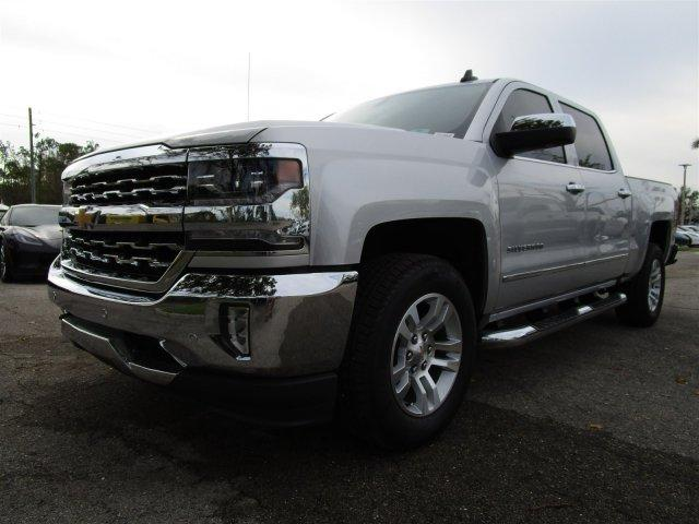 2018 Silverado 1500 Crew Cab 4x2,  Pickup #JG112112 - photo 8