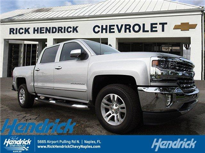 2018 Silverado 1500 Crew Cab 4x2,  Pickup #JG112112 - photo 1