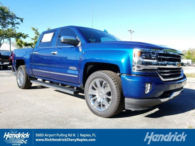 2018 Silverado 1500 Crew Cab,  Pickup #JG296534 - photo 1