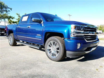 2018 Silverado 1500 Crew Cab,  Pickup #JG296534 - photo 3