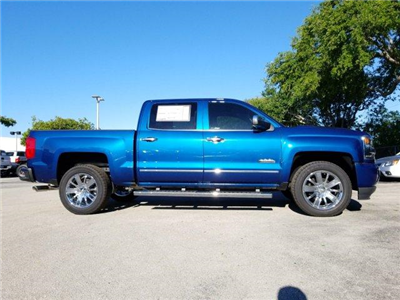 2018 Silverado 1500 Crew Cab,  Pickup #JG296534 - photo 4