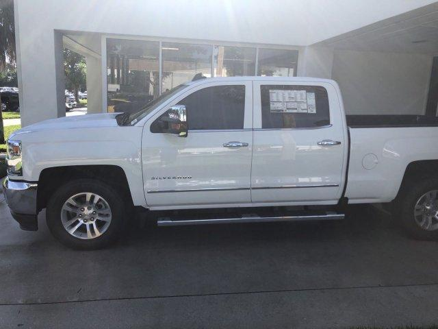 2018 Silverado 1500 Crew Cab 4x2,  Pickup #JG415488 - photo 5